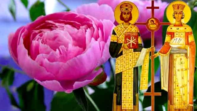Ce trebuie să faci de Sfinții Constantin și Elena ca să ai noroc și sănătate tot restul anului. Respectă cu strictețe aceste reguli Sfinte