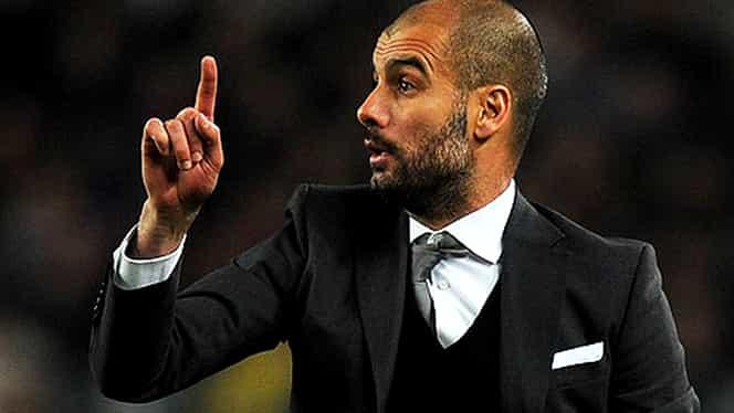 Manchester United dă LOVITURA! Negociază cu Pep Guardiola şi EZITĂ să îl prezinte pe van Gaal