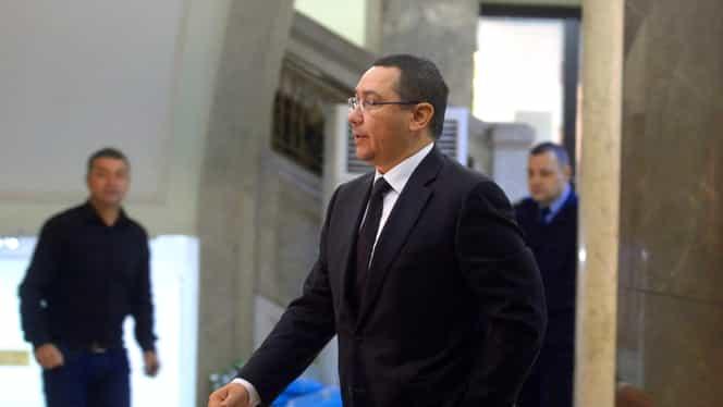 """Victor Ponta: """"Pensiile speciale nu pot fi eliminate"""". Ce soluție propune"""