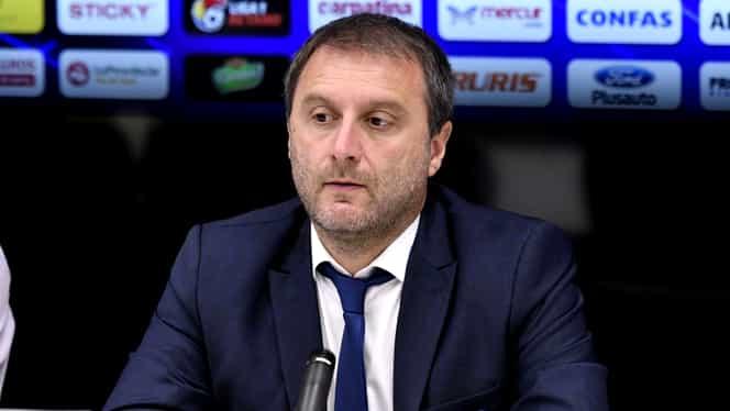 EXCLUSIV FANATIK. Prima declarație a lui Devis Mangia după rezilierea contractului cu Universitatea Craiova