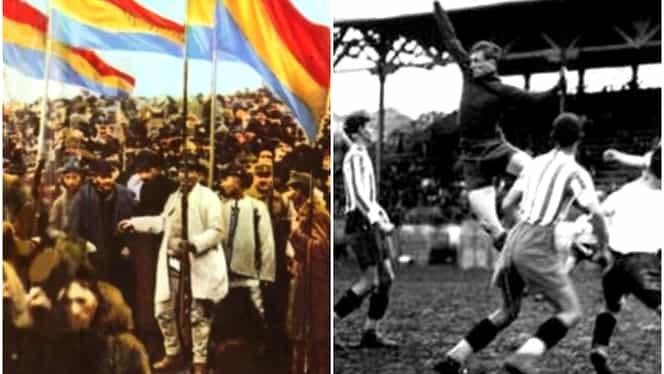 Cum a arătat fotbalul românesc în anii de după Marea Unire! Prima competiţie pentru România Mare