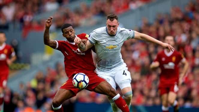 Program TV. Unde vedem derby-ul Manchester United – Liverpool