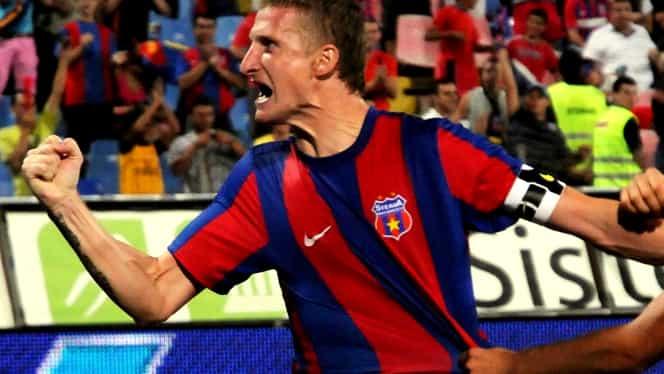 """Goian şi-a adus aminte de momentul în care a semnat cu Steaua. """"Nu ştiam cum să mă mai controlez!"""""""