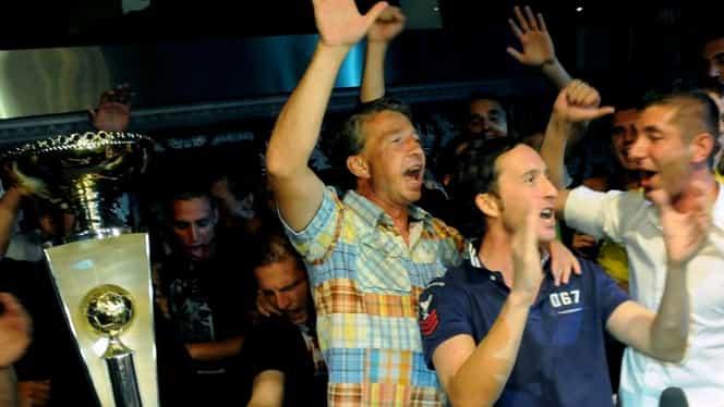 Dan Petrescu are amintiri superbe din Scoția! Cum a umilit-o Unirea Urziceni pe Glasgow Rangers în Champions League. VIDEO