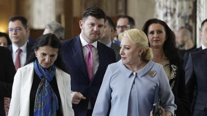 Viorica Dăncilă, mesaj dur împotriva PNL. Fostul lider PSD știe de ce liberalii refuză să majoreze alocațiile