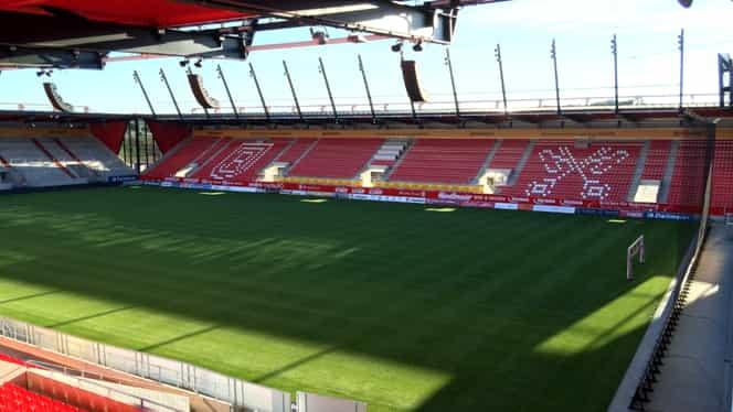 Frații care dețin Dedeman investesc 25 de milioane de euro la Bacău pentru un stadion modern. Ce echipă vor să preia