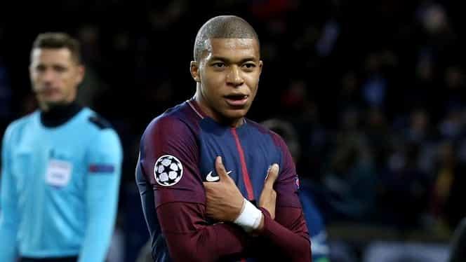 Condițiile neștiute puse de Kylian Mbappe când s-a transferat la PSG! Ce a cerut francezul să plece de la AS Monaco