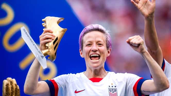 Starurile fotbalului feminin. Echipa națională a SUA are cele mai multe jucătoare de top