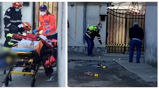 O femeie s-a aruncat de la etajul 3 în Constanța! Motivul șocant pentru acest gest extrem