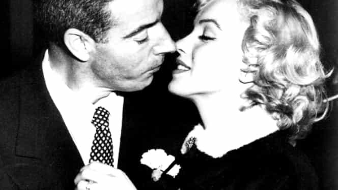 """""""Mr. Baseball"""" DiMaggio i-a trimis săptămânal trandafiri lui Marilyn Monroe timp de 37 de ani după ce diva murise…"""