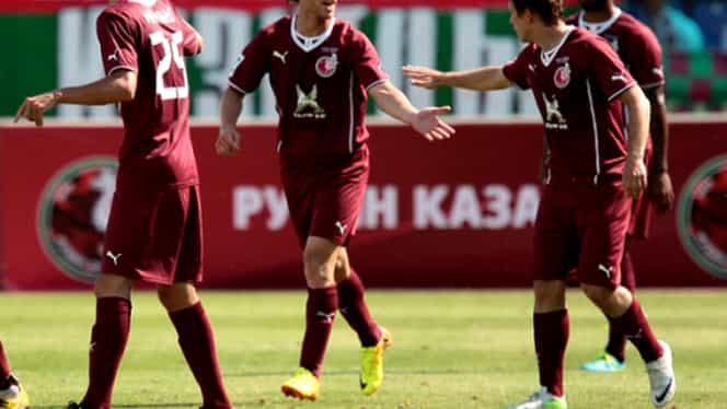Rubin Kazan are un nou antrenor şi debutează în sezonul 2016-2017 din Rusia