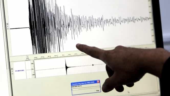 Cutremur cu magnitudinea 6,4 la nord de Papua Noua Guinee