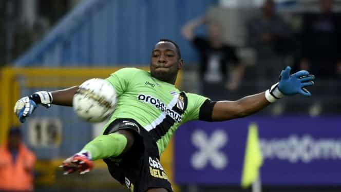 Parfait Mandanda semnează cu Dinamo Bucureşti! Ce portar îşi ia Mircea Rednic! E fratele celebrului goalkeeper de la Marseille! EXCLUSIV