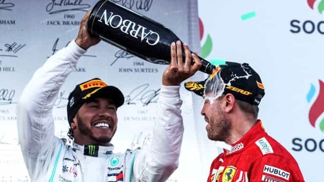 Ce salarii au piloții de Formula 1! Lewis Hamilton ia dublu față de Leo Messi la Barcelona