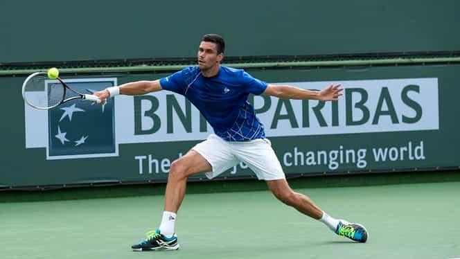 PERFORMANŢĂ! Victor Hănescu, calificat pe tabloul principal la Indian Wells!
