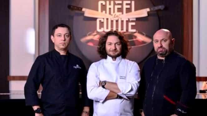 Anunțul șefilor de la Antena 1! Schimbare majoră la Chefi la Cuțite