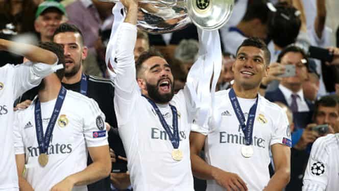 Carvajal, cel mai bun fundaş dreapta din istoria lui Real Madrid? Se luptă cu nume mari!