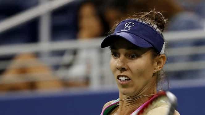 Mihaela Buzărnescu, învinsă în semifinalele probei de dublu la Charleston