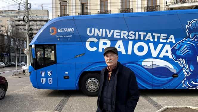 """Exclusiv. Tudor Gheorghe, necruţător cu Papură, Piţurcă şi Mirel Rădoi! """"Universitatea Craiova trebuie să fie una"""""""