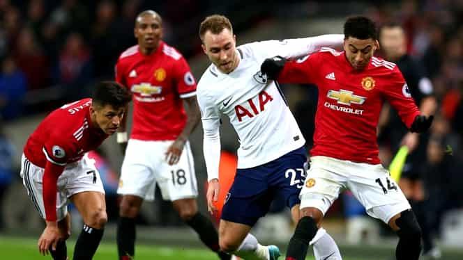 Sport la TV. Cine transmite Manchester United – Tottenham. Programul complet al transmisiunilor de luni, 27 august