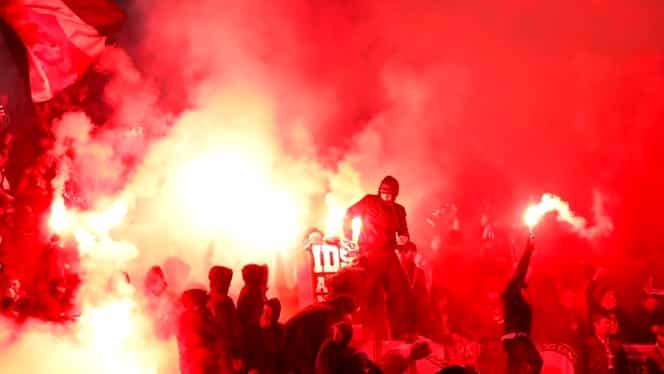 UEFA, sancţiune drastică pentru PSG! Incidentele de la meciul cu Real, analizate