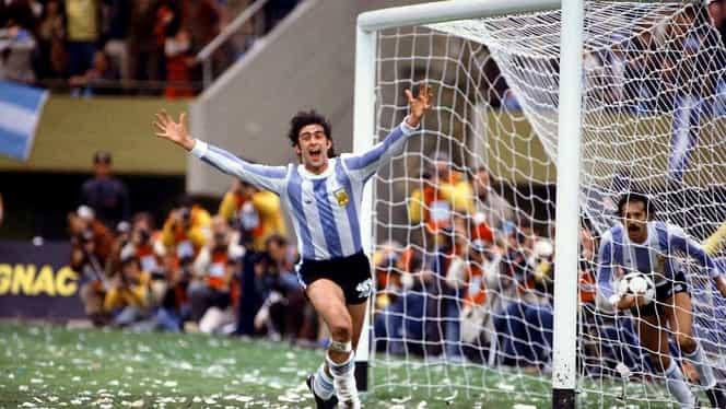 Video. Argentina, campioană mondială în 1978 după un blat cu Peru! Tricolorii, coşmar cu Iugoslavia în calificări