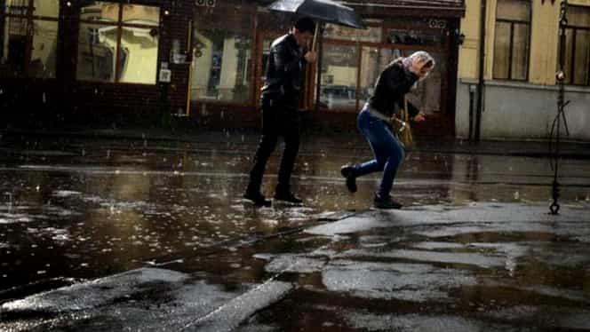 Prognoza meteo sâmbătă 11 mai! Vremea în București, Iași, Constanța, Cluj sau Brașov: nu scăpăm de ploi