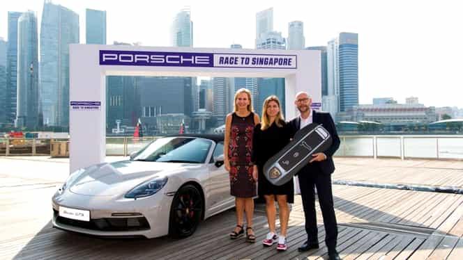 Simona Halep a primit maşina cadou de la WTA! Cum arată super bolidul