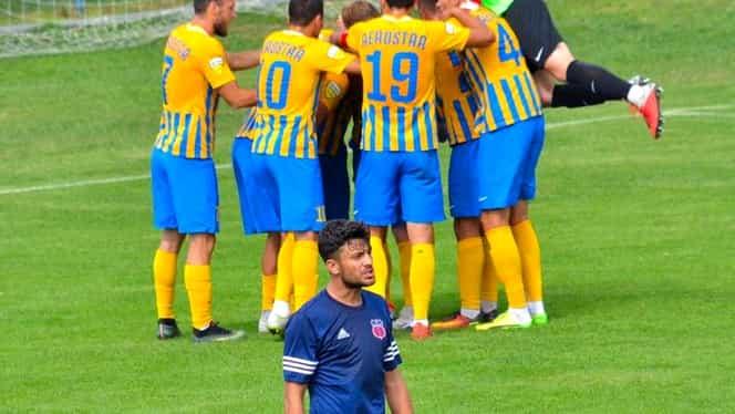 Aerostar Bacau – Asc Daco-Getica Bucuresti 0-0 VIDEO în Liga 2 18/19