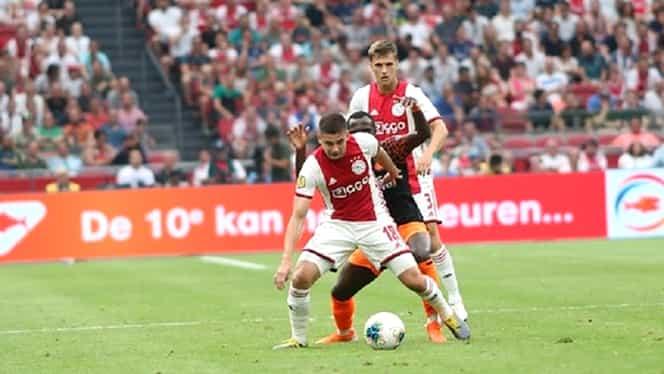 """Cristi Chivu, sfaturi pentru Răzvan Marin după transferul la Ajax: """"Pentru ei fotbalul nu este complicat"""""""