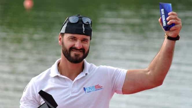 """Povestea lui Andrei Frusinoiu, antrenorul loturilor de kaiac-canoe ale României și Franței: """"Visez la o medalie olimpică"""""""