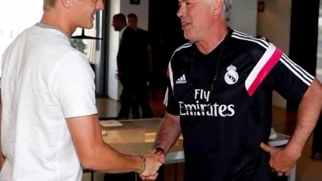 Kroos a fost prezentat OFICIAL! Primele imagini cu jucătorul german la Real Madrid