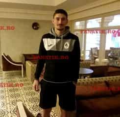 """Iulian Cristea, interviu exclusiv pentru FANATIK: """"Mama mi-a făcut de ziua mea un tort cu Mirel Rădoi în culorile Stelei"""""""
