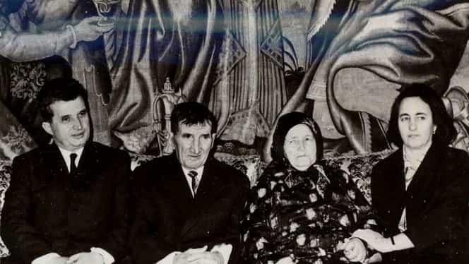 """Cine era Andruță, tatăl lui Nicolae Ceaușescu! Ce spunea de fostul dictator: """"Ce noroc am eu"""""""