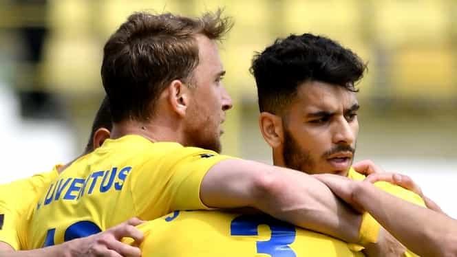 """Declaraţia zilei vine de la Concordia – Juventus: """"Se pare că e primul meu gol în Liga 1"""""""