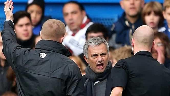 """Mourinho şi-a desfiinţat jucătorii: """"Toată lumea a fost penibilă!"""""""