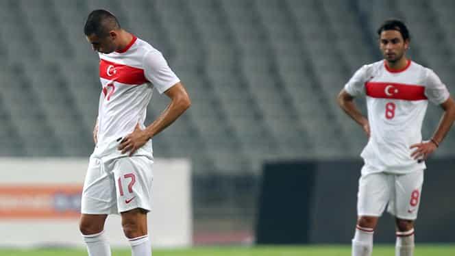 VIDEO / Şi turcii s-au împiedicat! 2-2 cu Ghana