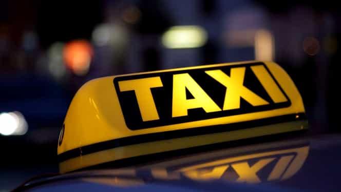 """Ce i-a făcut o femeie unui taximetrist din București care a refuzat cursa. """"Astea-s pozele"""""""