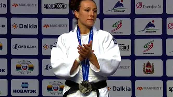 Premiul Andreei Chiţu, vicecampioană mondială la judo, va fi dublat