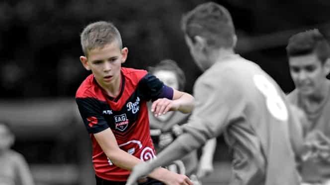Tragedie! Un tânăr fotbalist a murit brutal