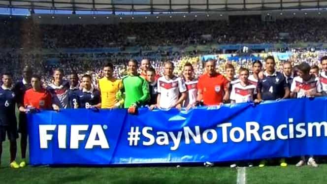 Toleranţă zero pentru rasism! Vezi ce pedeapsă va dicta FIFA pentru orice act de rasism