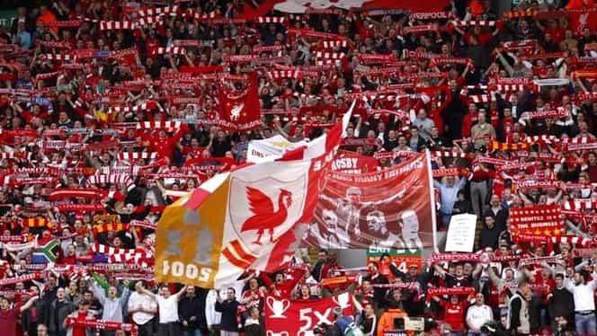 VIDEO Cum au sărbătorit fanii lui Liverpool calificarea cu Borussia