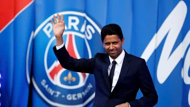 Acord colosal încheiat de PSG! Contract de 180 de milioane de euro cu noul sponsor