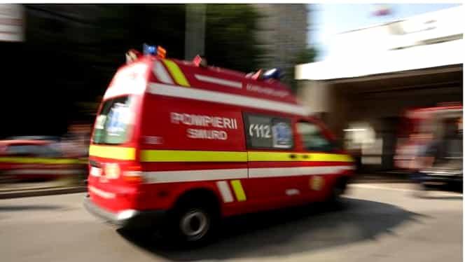 Un copil de doi ani a murit în Constanţa după ce a căzut de la etajul al treilea al blocului în care locuia