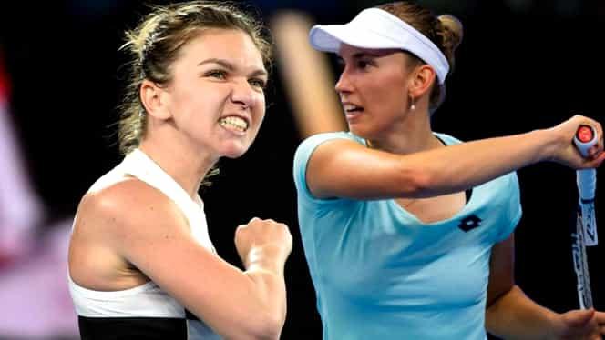 """Simona Halep – Elise Mertens 6-4, 5-7, 5-7 în turul 3 la WTA Madrid. Simona spune """"adio"""" după o evoluție dezastruoasă"""