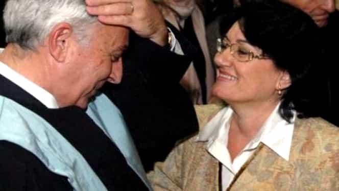 Ce pensie încasează Elena Isărescu, soția guvernatorului BNR, Mugur Isărescu