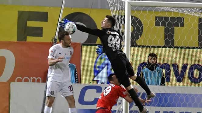 """Gigi Becali a pus tunurile pe Andrei Vlad după FCSB – CFR Cluj 1-1: """"S-a dus cu dormitul în poartă"""""""