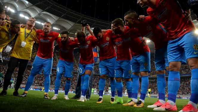 Pot uriaş în Champions League! Cât ia FCSB dacă se califică în grupe