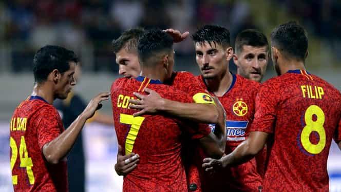"""Nu mai pleacă niciun jucător de la FCSB! Patru fotbaliști au scăpat: """"Mergem în formula asta până în iarnă"""". FANATIK confirmat"""