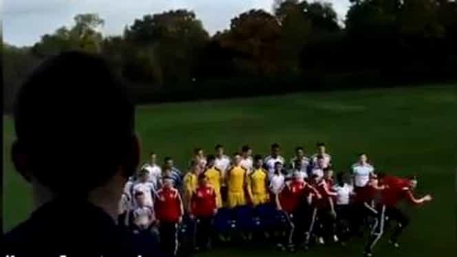 """VIDEO / În mintea copiilor! Doi titulari de la West Brom """"i-au atacat"""" cu ouă pe juniorii clubului!"""